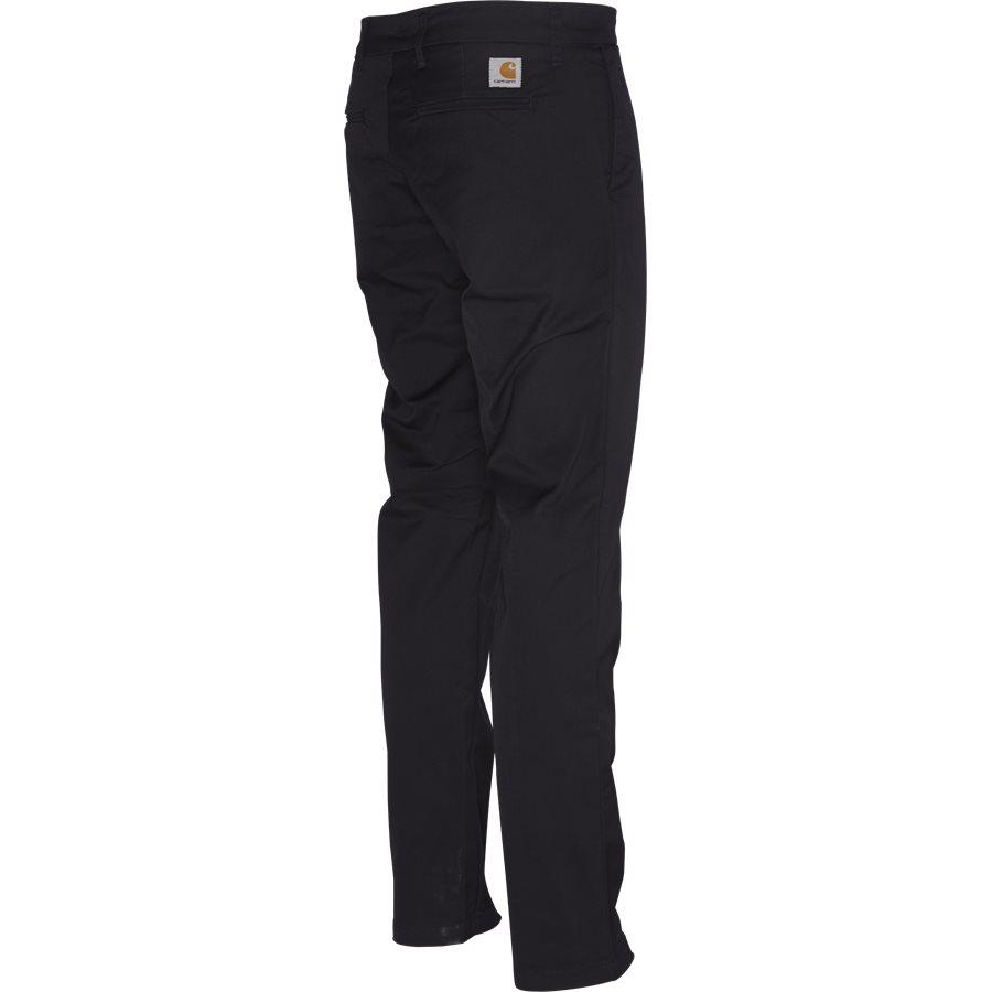 SID PANT I003367 - Sid Pant - Bukser - Slim - DARK NAVY RINSED - 3